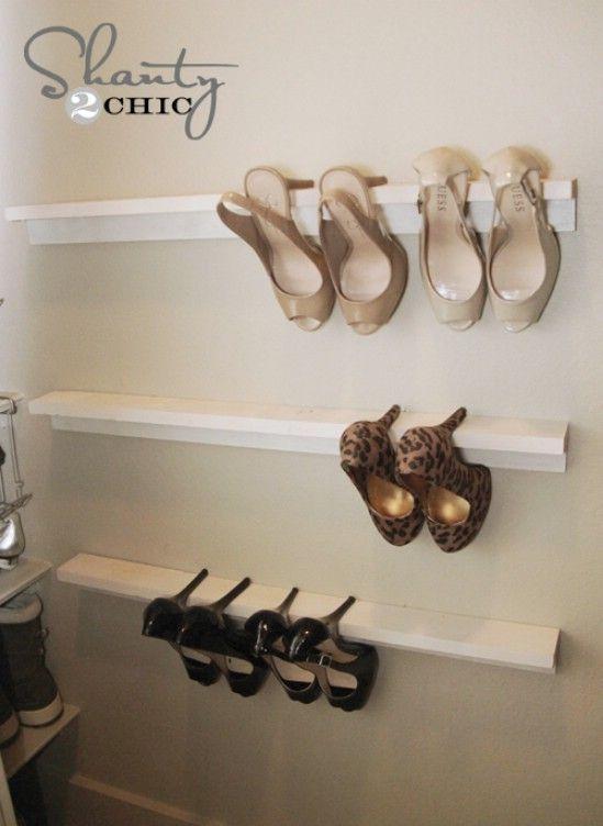 Colgando de almacenamiento de calzado