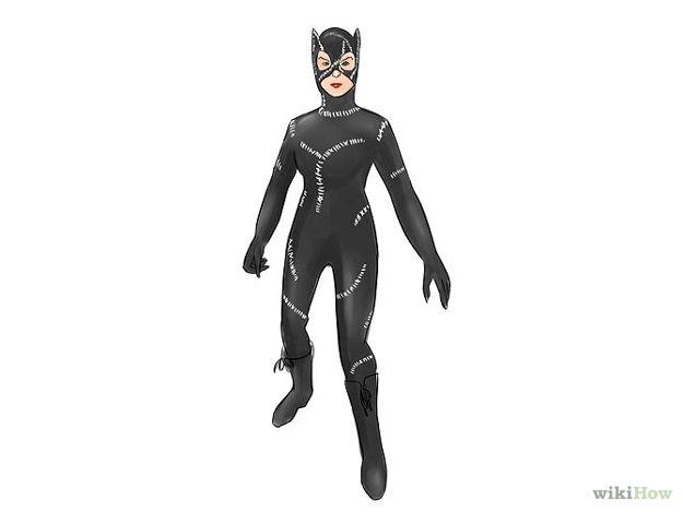 Echa un vistazo a 10 ideas de bricolaje Catwoman Disfraces en http://artesaniasdebricolaje.ru/10-diy-catwoman-costume-ideas/
