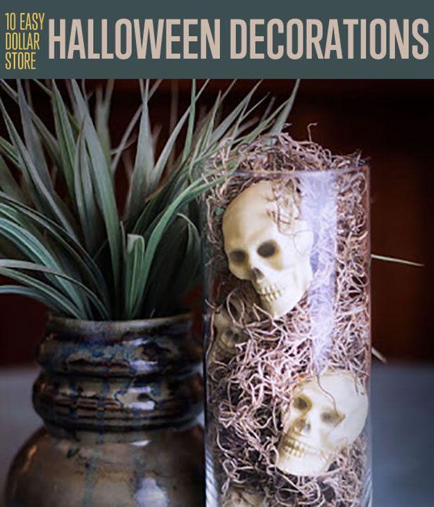 Fotografía - 10 Fácil Dollar Store decoraciones de Halloween usted debe tratar