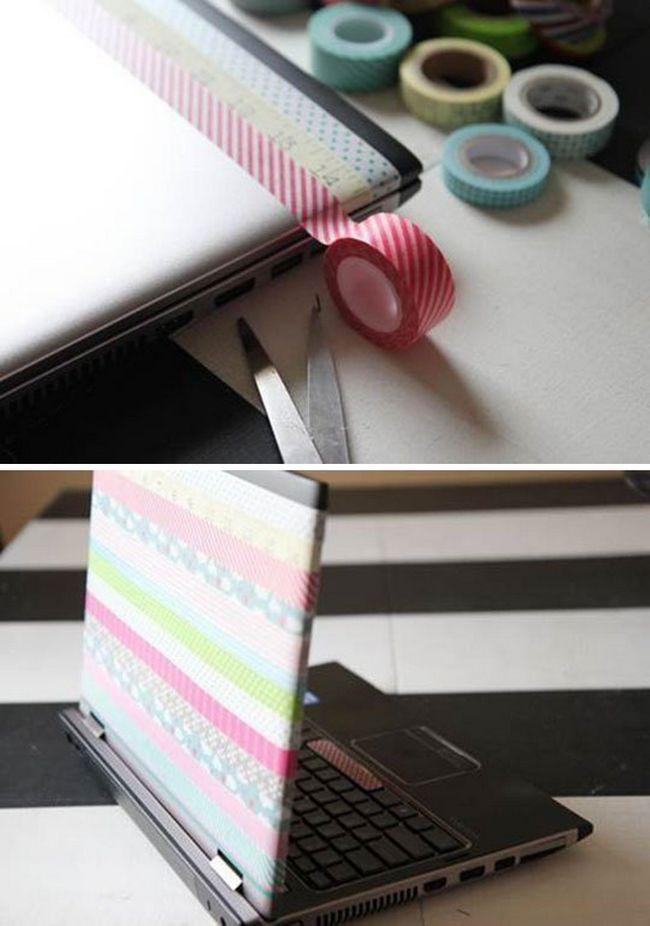 Fotografía - 100 creativas maneras de utilizar Washi Tape