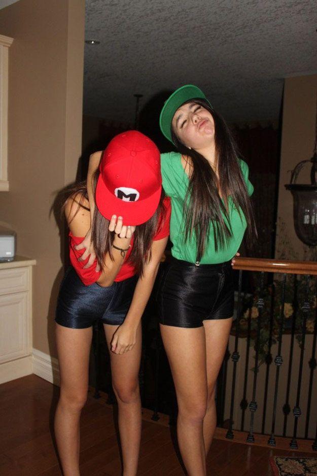 Echa un vistazo a 11 Disfraces DIY para Adolescentes en http://artesaniasdebricolaje.ru/diy-costumes-for-teens/