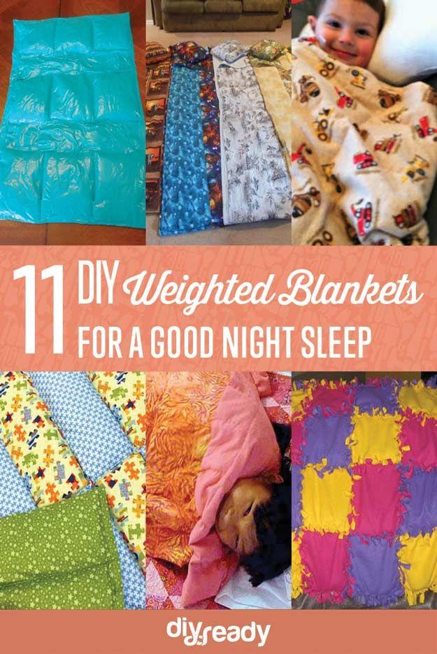 11 Mantas tabuladas bricolaje   http://artesaniasdebricolaje.ru/11-weighted-blanket-diy/