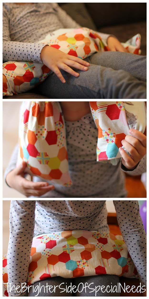 Hoteles Ideas Manta tabuladas hechos en casa | http://artesaniasdebricolaje.ru/11-weighted-blanket-diy/