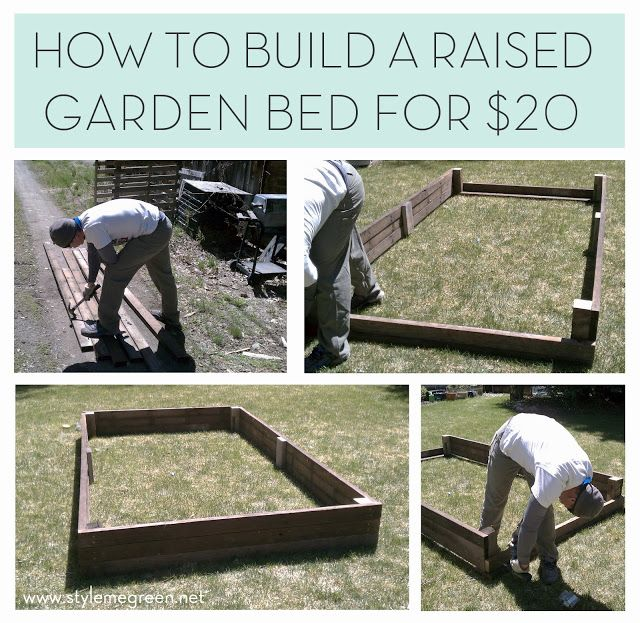 DIY Criado Pallet Planter Tutorial | artesaniasdebricolaje.ru/pallet-projects-gardening-supplies/