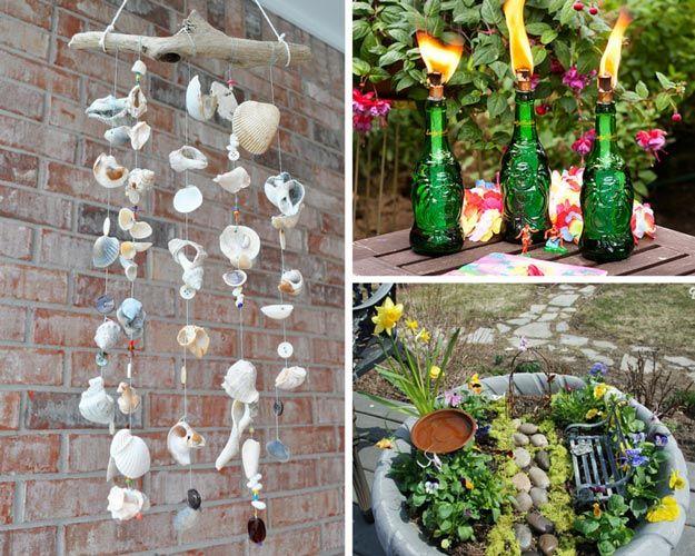 Echa un vistazo a 14 ideas de bricolaje para su patio trasero - según lo visto en Yard Crashers en http://artesaniasdebricolaje.ru/14-diy-ideas-for-your-backyard-as-seen-on-yard-crashers/