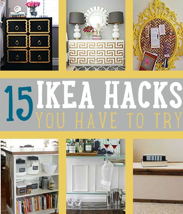 Fotografía - 15 asombrosos Hacks IKEA