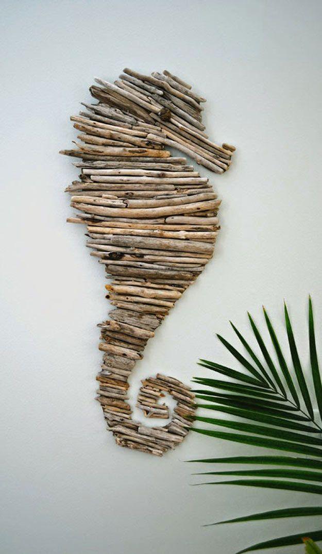 Echa un vistazo a 15 Ideas DIY Beach Decor en http://artesaniasdebricolaje.ru/15-diy-beach-decor-ideas/