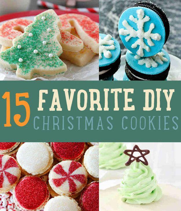 Fotografía - 15 favoritos DIY Christmas Cookies | Las mejores recetas de galletas de Navidad