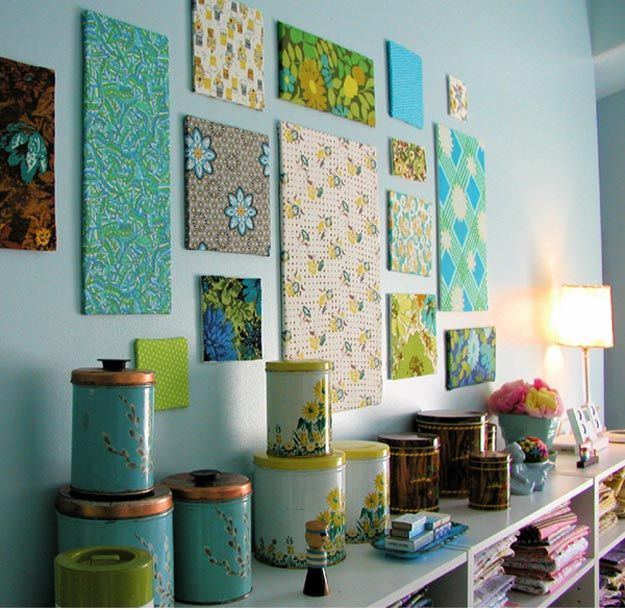 Echa un vistazo a 16 Oficios tela de bricolaje en http://artesaniasdebricolaje.ru/diy-fabric-crafts/