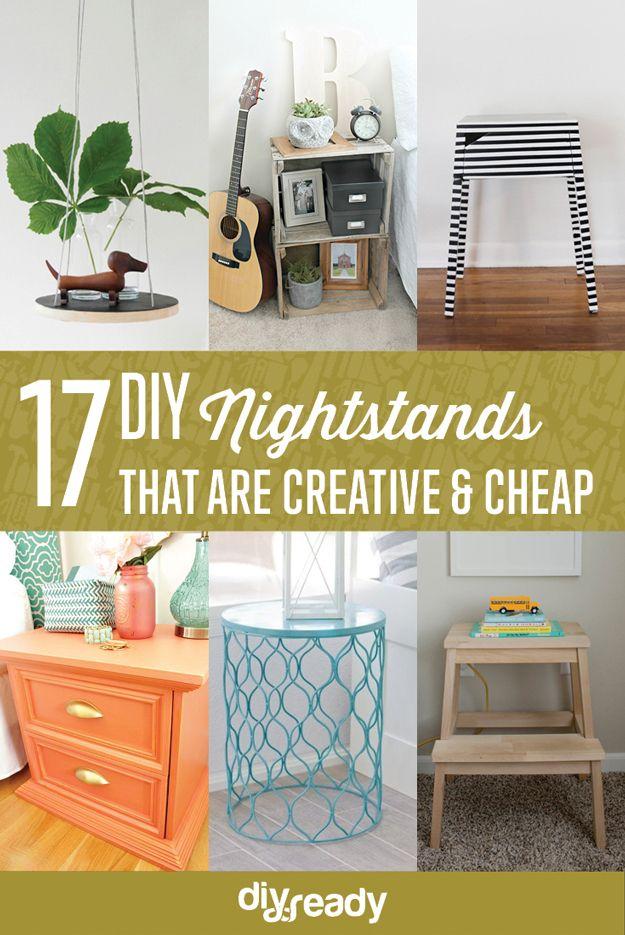 Fotografía - 17 Mesas de bricolaje creativos y baratos