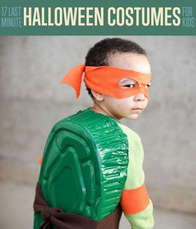 Fotografía - 17 Últimos Disfraces de Halloween Minuto para Niños