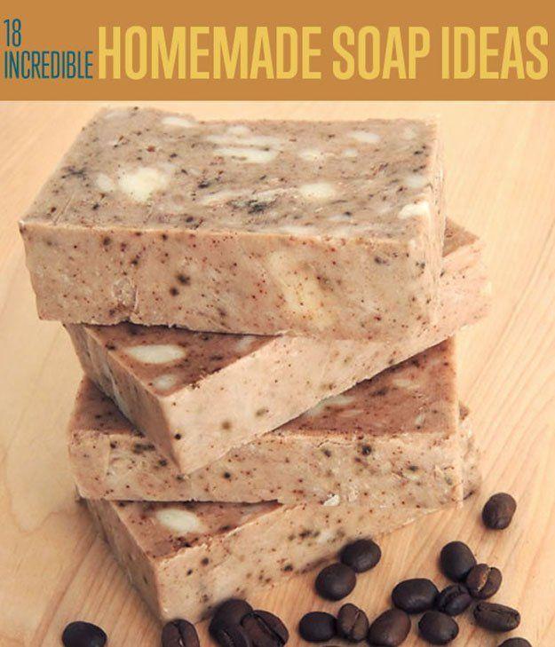 Fotografía - 18 Ideas increíble casera de jabón | Cómo hacer jabón hecho en casa