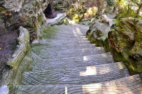 Faux Bois Escaleras