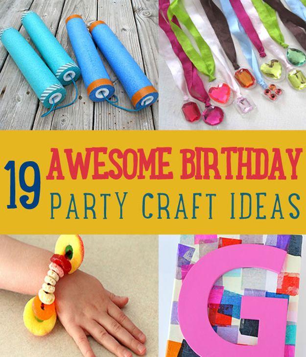 Fotografía - 19 Increíbles ideas del arte la fiesta de cumpleaños que harán de su día especial