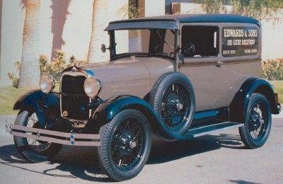 1,928 Ford Modelo A / AA