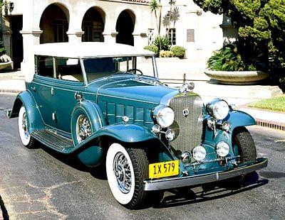 Fotografía - 1930-1937 Cadillac de doce