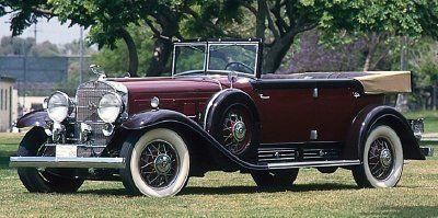 Fotografía - 1930-1939 Cadillac
