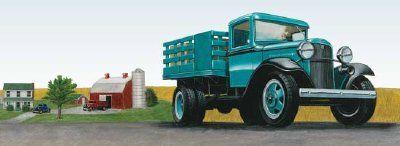 Fotografía - 1930-1939 camiones Ford