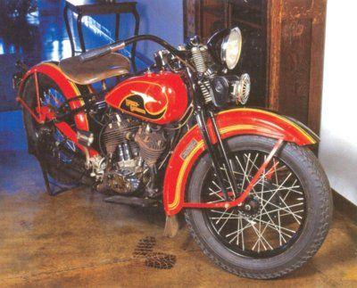 1.931 mil Harley-Davidson Modelo D