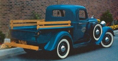 1935 camioneta Dodge KC media tonelada