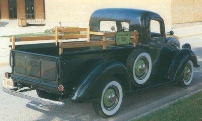 1938-1939 Grupo Ford y Recogida