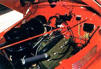 1940 motor Cadillac Custom Convertible