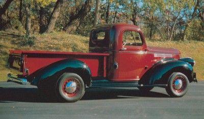 1941 Chevrolet Pickup Serie AK
