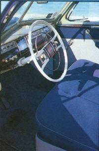 1941 de Dodge Custom Ciudad Cojines Sedán