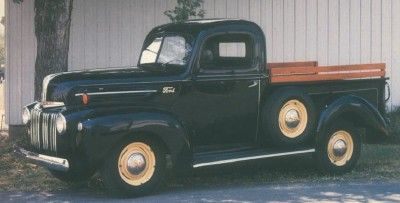 Pickup 1942-1947 Ford media tonelada