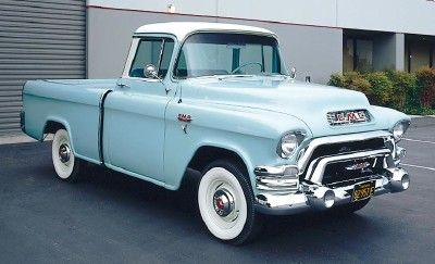 1955 Pickup GMC Suburban