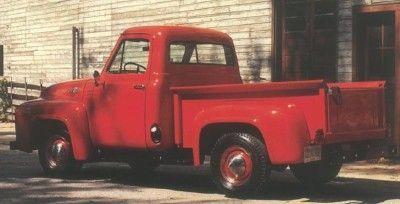 1955 Pickup Ford F-100
