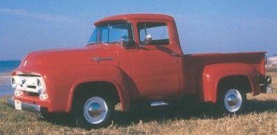 1956 Pickup Ford F-100