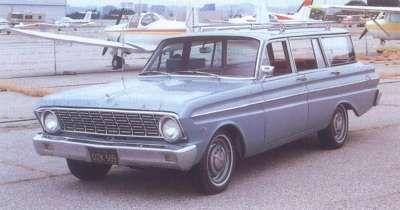 1.964 Ford Falcon Deluxe camioneta