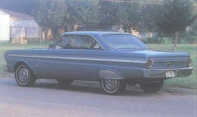 1965 Ford Falcon Futura techo duro