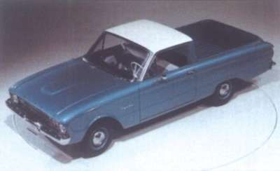 1960 Ford Falcon Ranchero camioneta