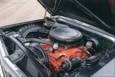 1961 Chevrolet Impala SS 409