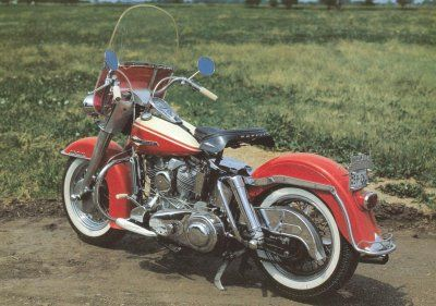 1963 Harley-Davidson FL Duo-Glide