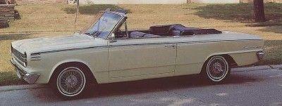 1965 Rambler americano 440