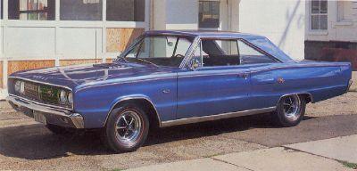 Fotografía - 1967 Dodge Coronet R / T hemi