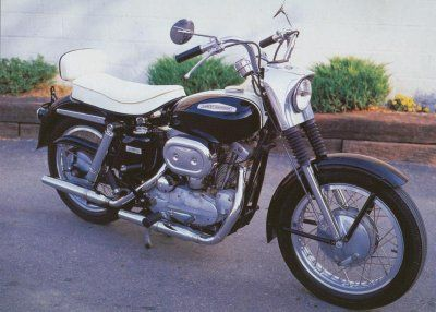 1967 Harley-Davidson Sportster XLH