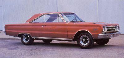 Fotografía - 1967 gtx Plymouth Belvedere