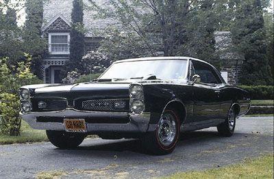 Fotografía - 1967 Pontiac GTO