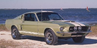 Fotografía - 1967 Shelby GT 500