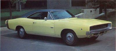 Fotografía - 1968 Dodge Charger R / T hemi