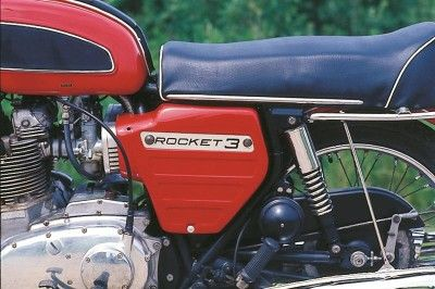 1969 BSA Rocket 3