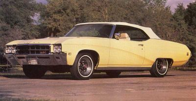 1969 Buick GS 400