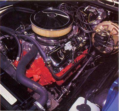 1969 Chevrolet Chevelle COPO 427