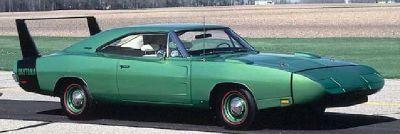 Fotografía - 1969 cargador de Dodge 500 daytona