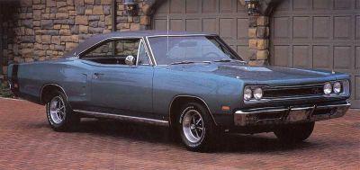 Fotografía - 1969 Dodge Coronet R / T