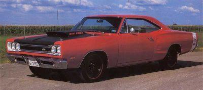 Fotografía - 1969 Dodge Super Bee paquete de seis